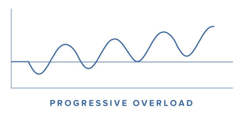 Progressieve overload